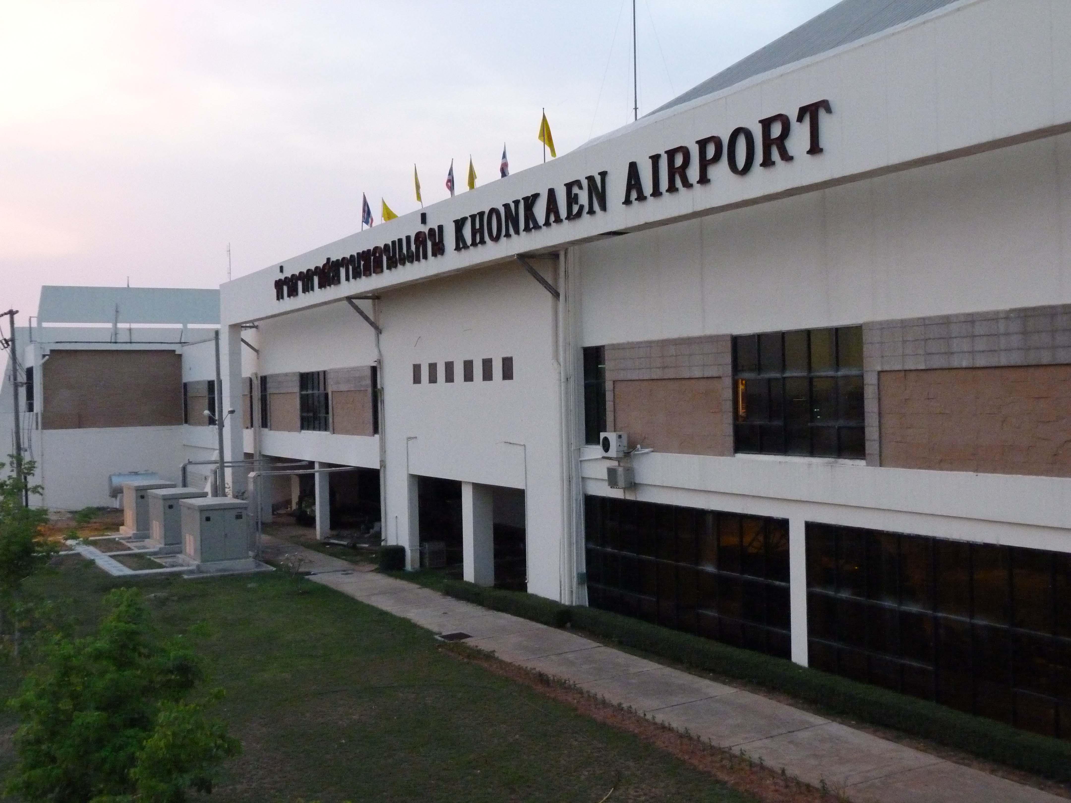 Sân bay Khon Kaen